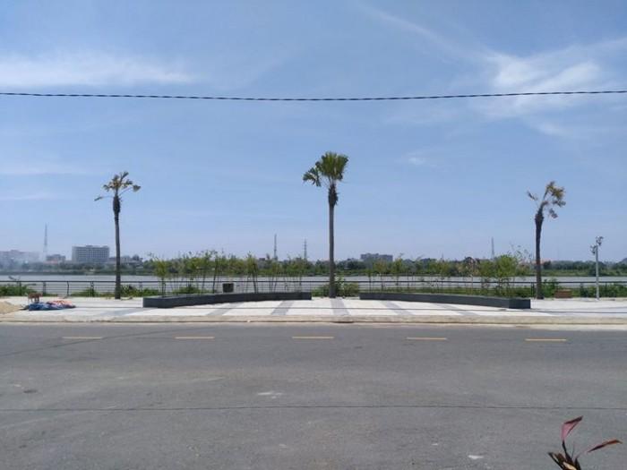 Đất du lịch biển Đà Nẵng giá rẻ ven sông cổ cò, Mở Bán block cuối cùng dự án Coco center mở rộng