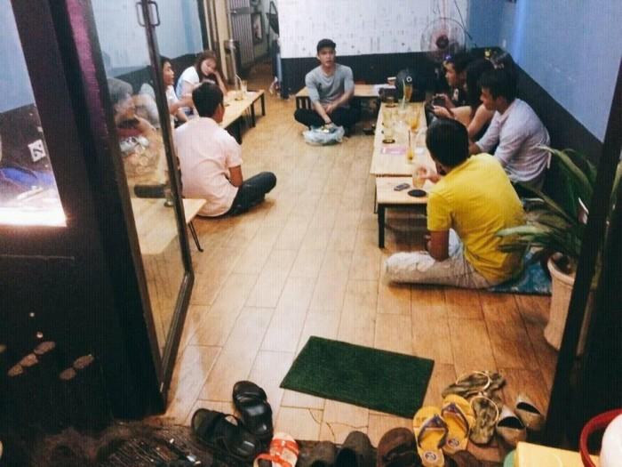 Sang Quán Cafe - Trà Sữa