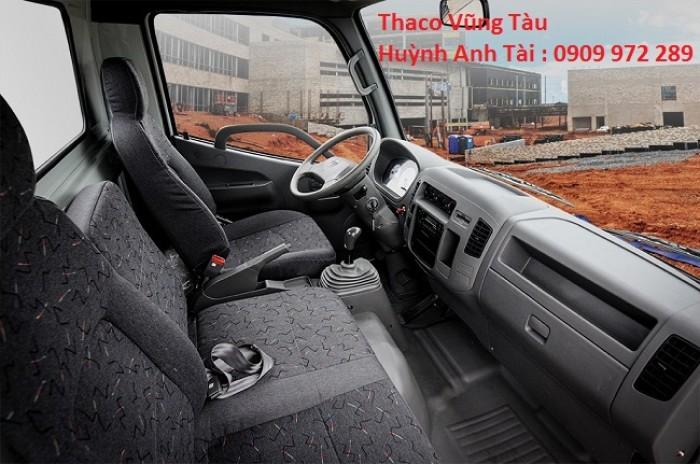 Bán xe tải trả góp thaco ollin 2,4 tấn 3,5 tấn Vũng Tàu 2