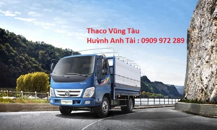 Bán xe tải trả góp thaco ollin 2,4 tấn 3,5 tấn Vũng Tàu 3