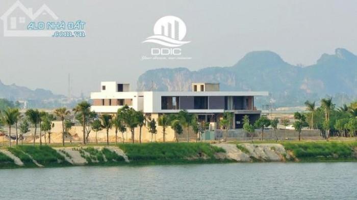 Dự án có Tỷ suất lợi nhuận cao nhất ven biển Nam Đà Nẵng mở bán các lô biệt thự ven sông đẹp nhất.