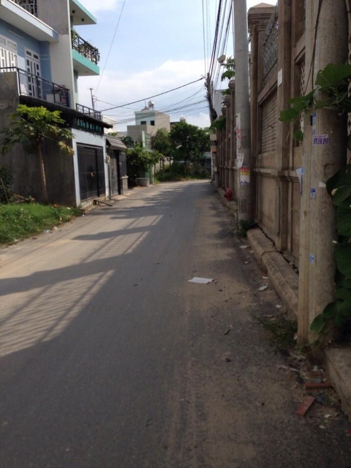 Nhà cấp 4 kd tạp hóa hẻm 47 Trường Lưu, Q. 9, DT 52m2, hướng Đông, giá 1.21 tỷ