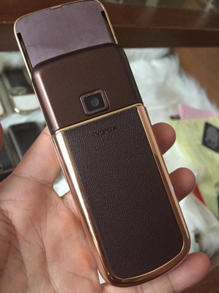 Điện Thoại Nokia 8800 Rose Nâu Main Zin Vỏ Mới4