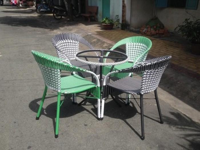 Cần thanh lý gấp bàn ghế mây giá rẻ nhất3