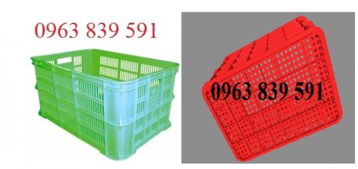 Bán rổ nhựa đan chất lượng giao hàng miễn phí toàn quốc7