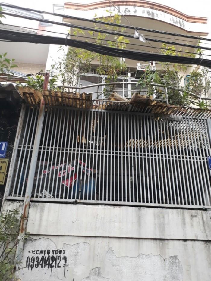 Bán gấp nhà HXH giá tốt Gò Dầu, dt: 4.15x13m, Gía: 2.95 tỷ, P. Tân Quý, Q. Tân Phú