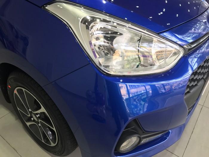 Hyundai i10 sản xuất năm 2017 Số tay (số sàn) Động cơ Xăng