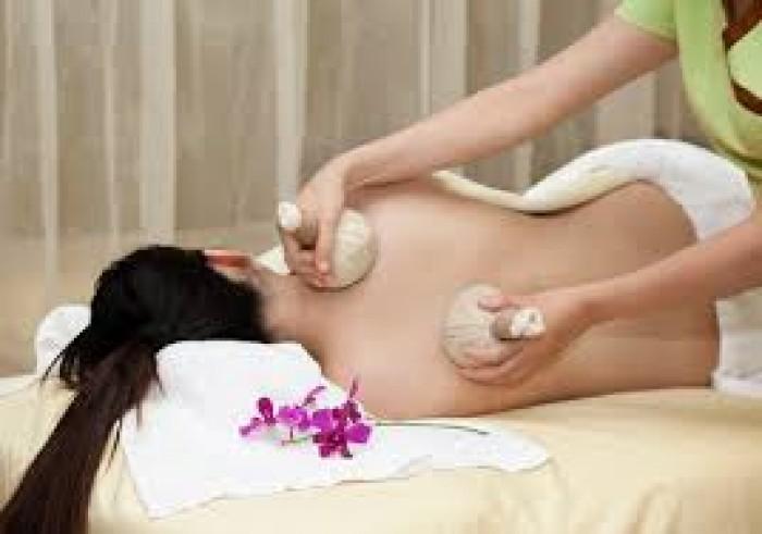 75 phút-Massage Trị Liệu dành cho phụ nữ mang thai+Chăm Sóc Mặt Thiên Nhiên 100%