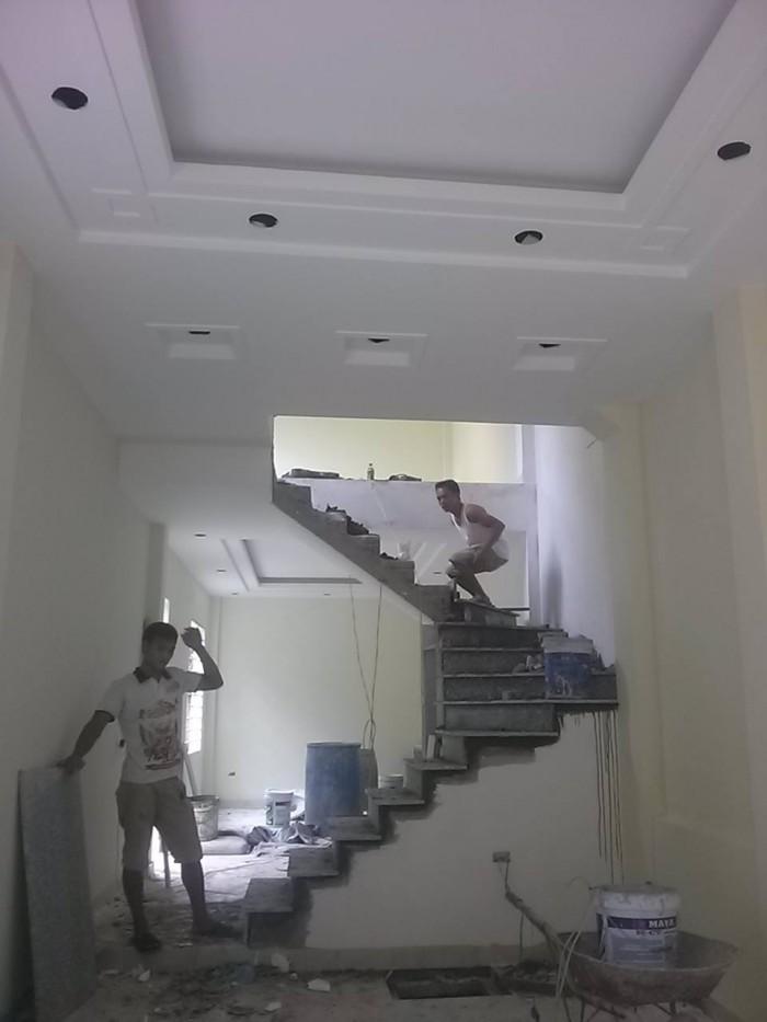 Bán nhà xây mới gần Phùng Hưng, Văn Quán, Hà Đông, 45m2*4 tầng, ô tô đỗ cửa,