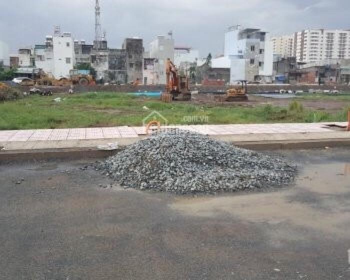 Bán đất nền 5*18 tại Nguyễn Văn Quá quận 12