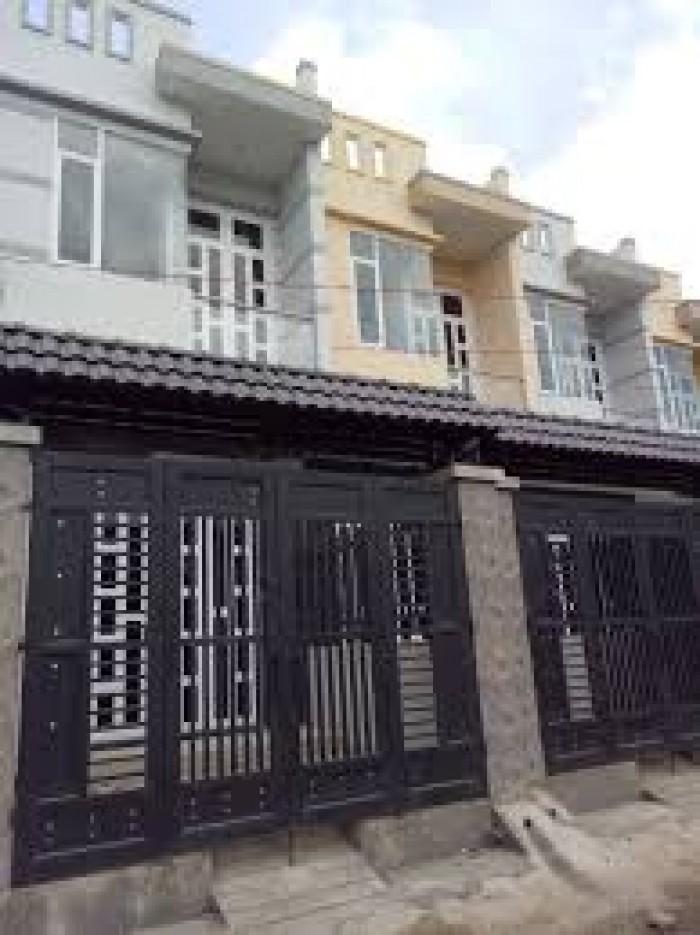 Bán nhà 1 tầng, nằm trên đường Nguyễn Hữu Trí, Cách chợ Đệm 2KM, SHR giá 570tr