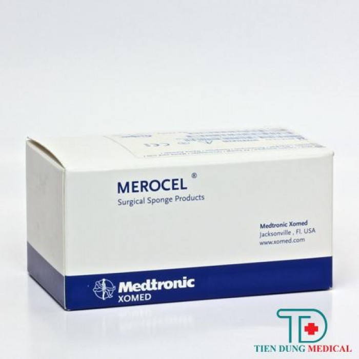 Merocel Cầm Máu Mũi0