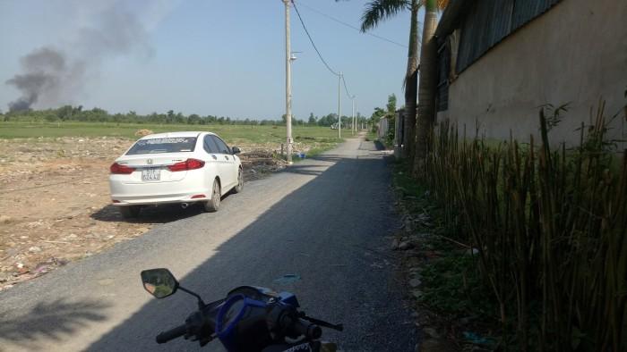Bán Đất Nền Bình Chánh - TP Hồ Chí Minh.