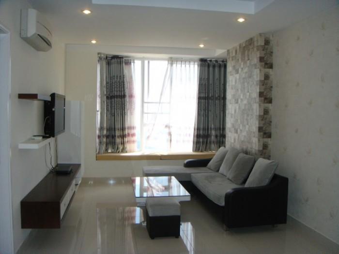 Cho thuê Căn hộ Terra rosa 80m2 2PN đầy đủ nội thất 6,5 triệu/th. mặt tiền Ng Văn Linh