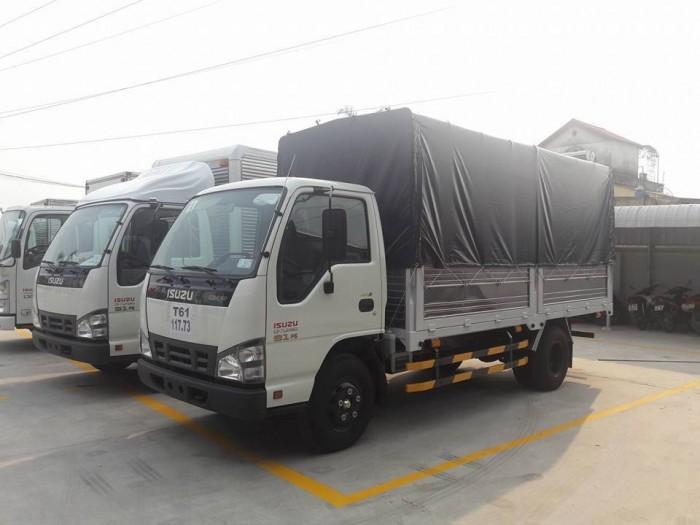 Xe isuzu tải 2.2 tấn chạy vào tp có xe giao  ngay