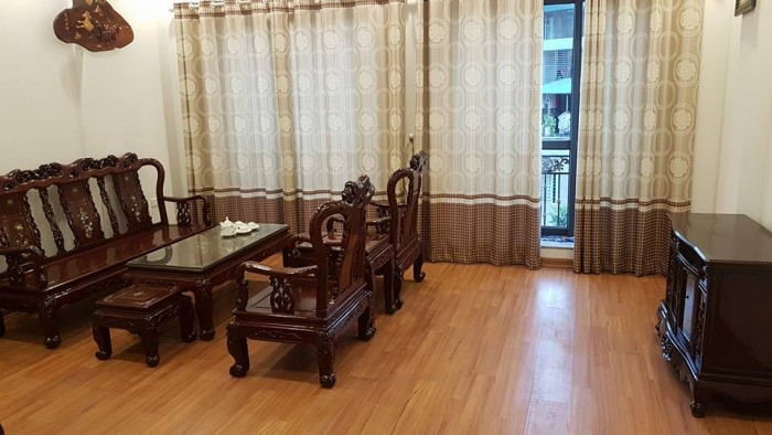 Nhà mặt ngõ 34, Vĩnh Tuy DT 68mX5t, MT 5,1m, giá 14,6 tỷ.