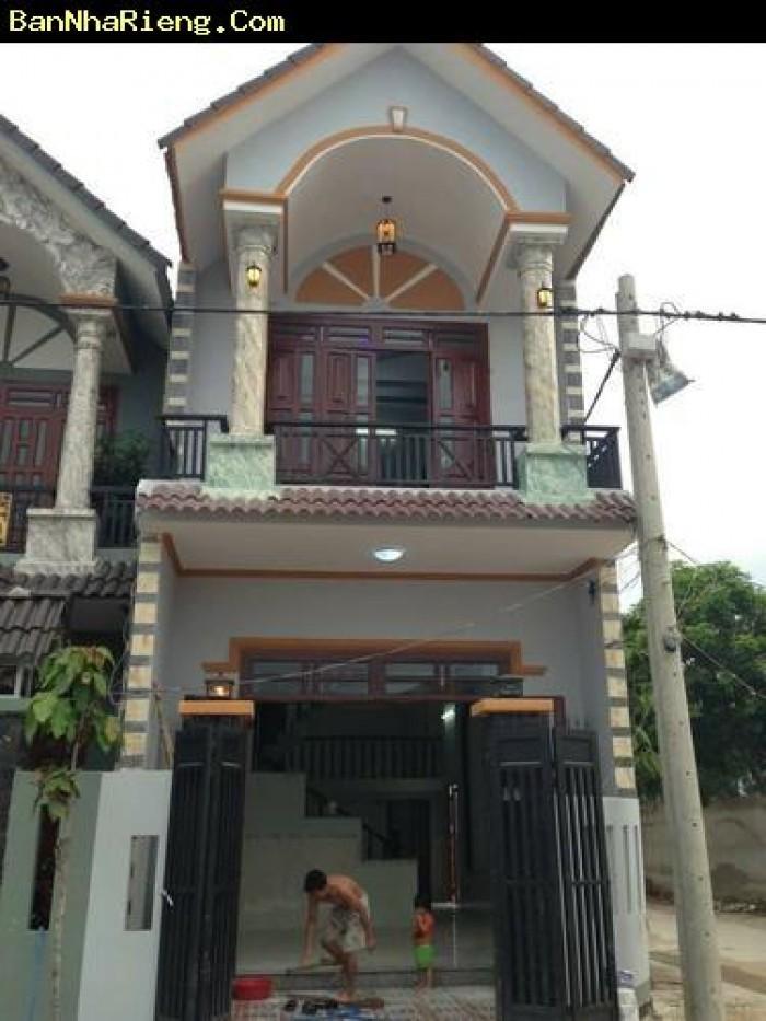 Nhà Mới Xây Shr, Cho Trả Góp Trong 24 Tháng Không Lãi Suất Ngay Nguyễn Văn Bứa, Hóc Môn