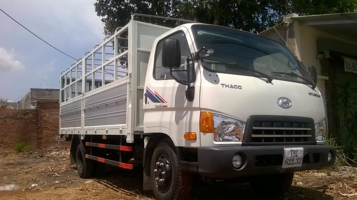 Bán xe tải Hyundai HD650 tải trọng 6 Tấn 4, Tại Vũng Tàu 3