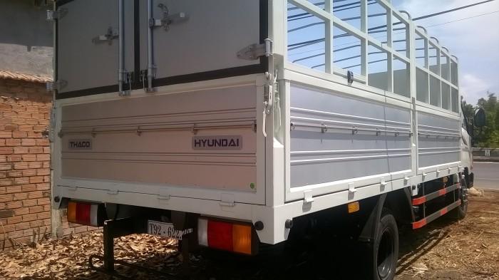 Bán xe tải Hyundai HD650 tải trọng 6 Tấn 4, Tại Vũng Tàu 4