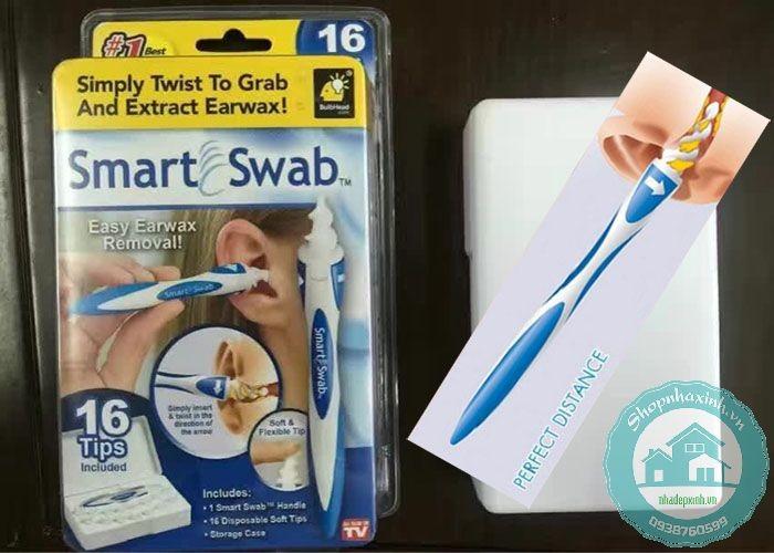 Dụng cụ làm sạch tai Smart Swab NX180