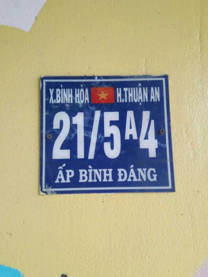 Bán Nhà Đất Chính Chủ KDC Bình Đáng-Thuận An