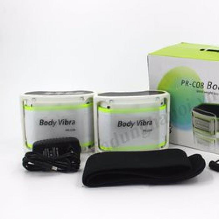 Đai massage Body Vibra PR-C08 Model 2016