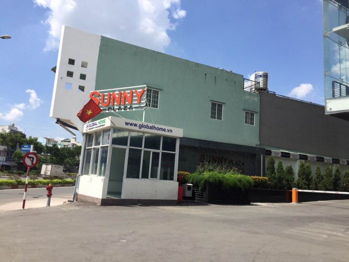 Cho thuê mặt tiền Phạm Văn Đồng, ngay góc Sunny Plaza ,17 tr/tháng