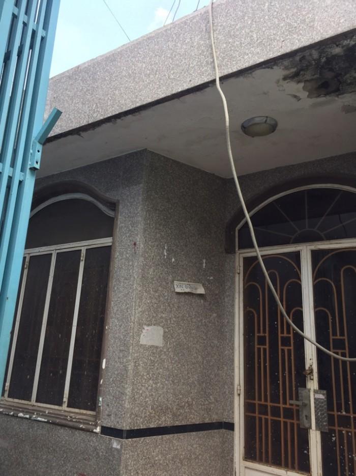 Bán nhà nát hẻm 3m thông đ.Bờ Bao Tân Thắng,dt 4x11m(ĐLG),giá 1.8 tỷ,P.Sơn Kỳ,q.Tân Phú