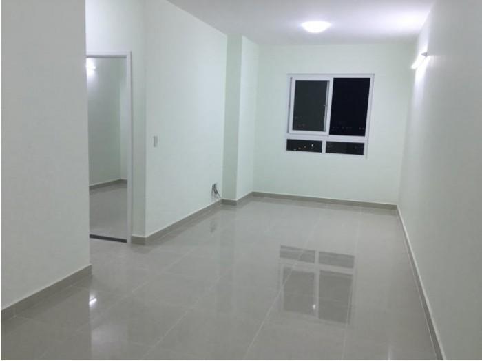 Bán căn hộ Topaz city Q.8 nhà mới bàn giao-căn góc 2PN 2WC 70m2 gần cầu chữ Y. giá 1,7 tỷ TL