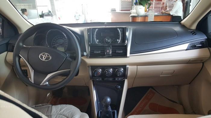 Toyota Vios 2017 New-Hỗ Trợ 100% Phí Trước Bạ