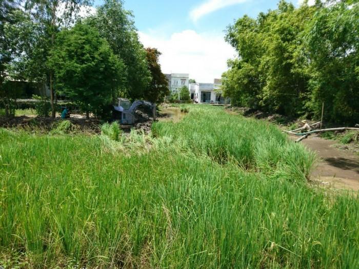 Xuất cảnh bán gấp 1123m2 đất xây trọ gấn cụm KCN Qui Đức – Bình Chánh