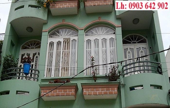 Bán gấp nhà hẻm Nguyễn Thị Minh Khai - Bùi Thị Xuân, Q1, DT 7x24m giá 26 tỷ
