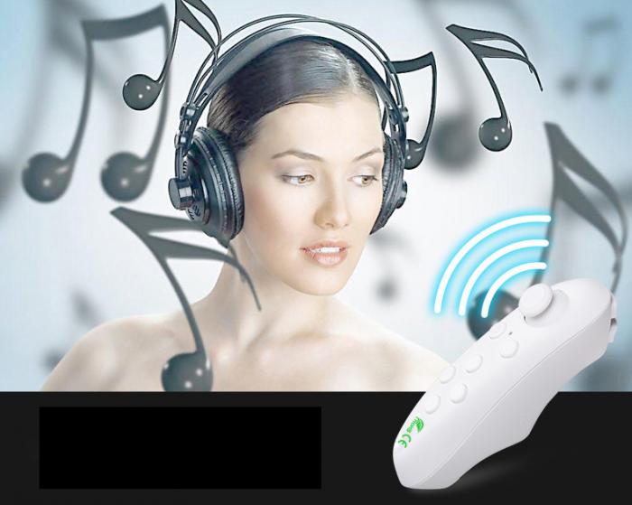 Tay cầm game bluetooth kiêm remote VRPARK