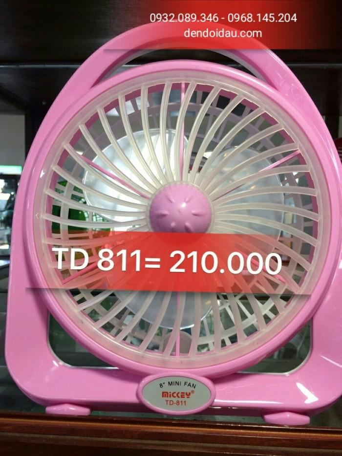 Quạt  TD-811 Gía bán : 210.000đ