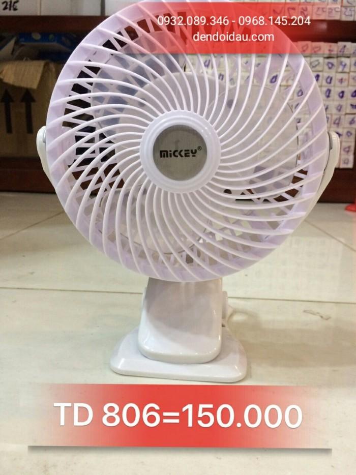 Quạt TD-806 Gía bán : 150.000đ