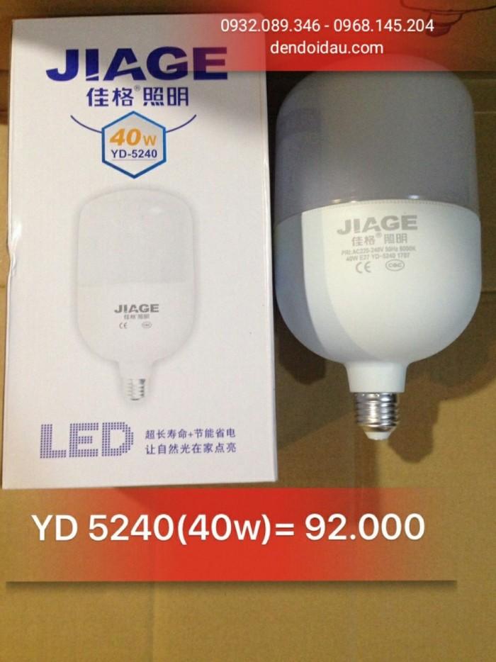 Bóng Led YD-5240(40W) Gía bán : 92.000đ