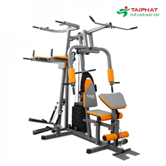 Giàn Tập Tạ Đa Năng Perfect Fitness Es-4131 Tại Nha Trang,Phú Yên,Bình Định,Gia Lai0