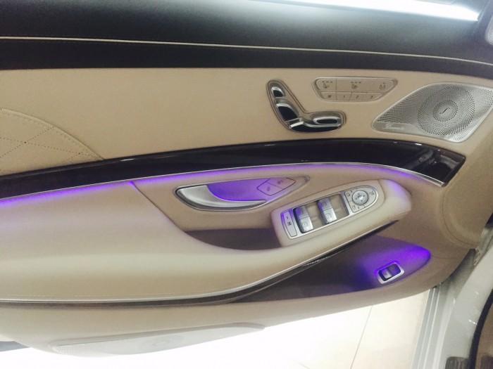 Bán MEC S500 sản xuất 2016 đăng ký 2016, xe mới 99%, mọi thứ nguyên bản
