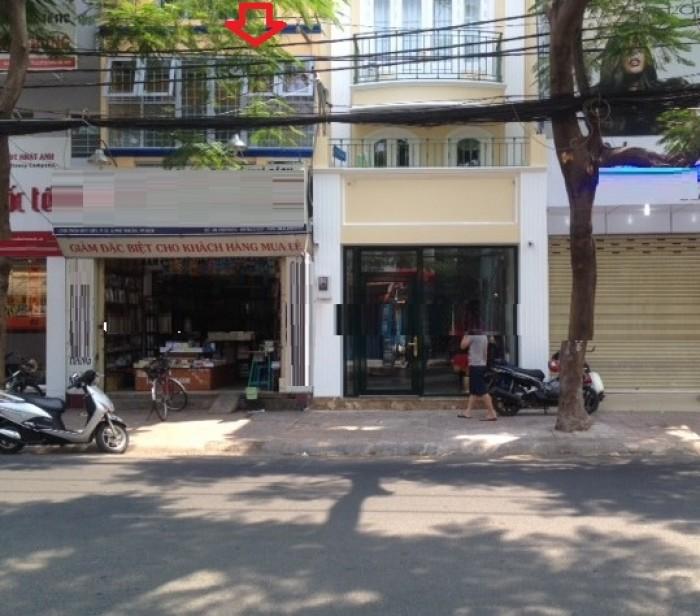 Nhà MT đường Nguyễn Sơn, Tân Phú cho thuê DT 6,5x15m