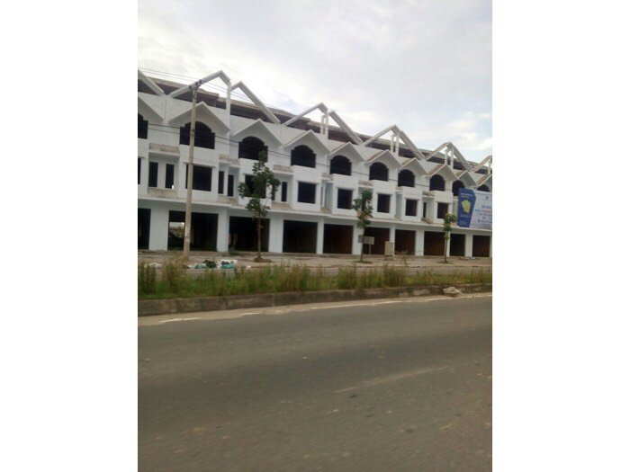 Nhà xây thô 4 tầng, mặt tiền Tỉnh lộ 10 Phú Thượng, Phú Vang, TT Huế