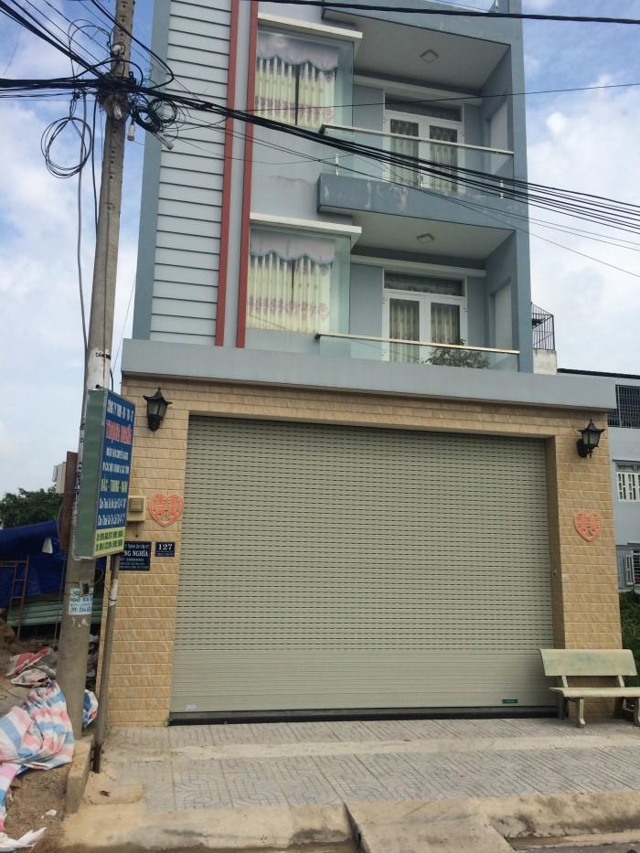 Nhà phố mặt tiền đường Tây Lân BÌnh Trị Đông A Bình Tân TP HCM