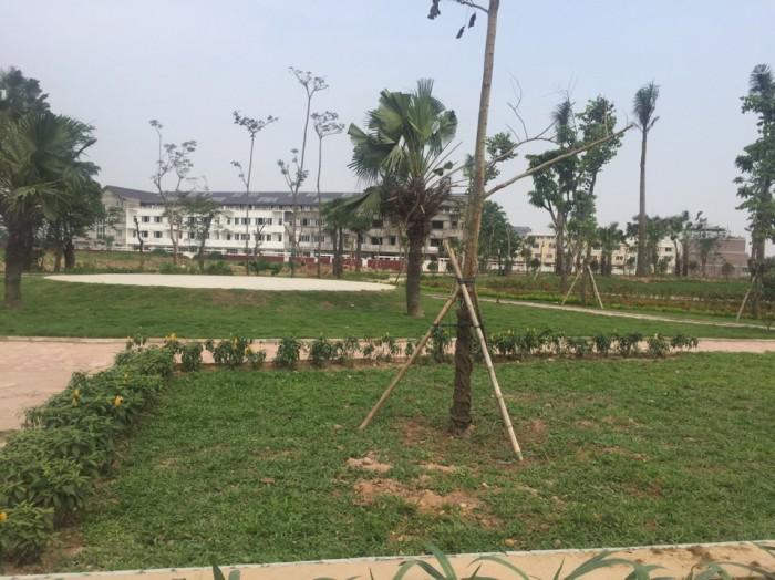Bán biệt thự mặt đường Lê Trọng Tấn,Dương Nội,Hà Đông (200m2,4T) gần bể bơi,trường.