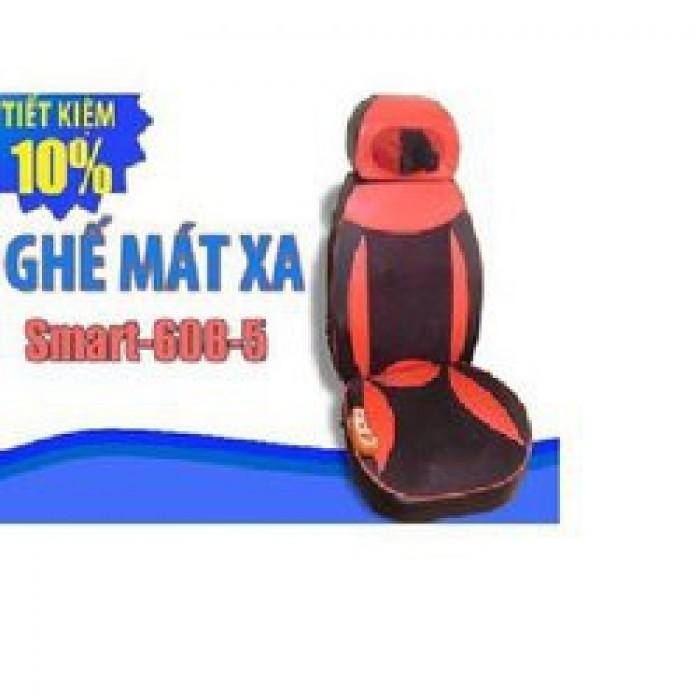 Ghế massage ba điều chỉnh Smart-608-5