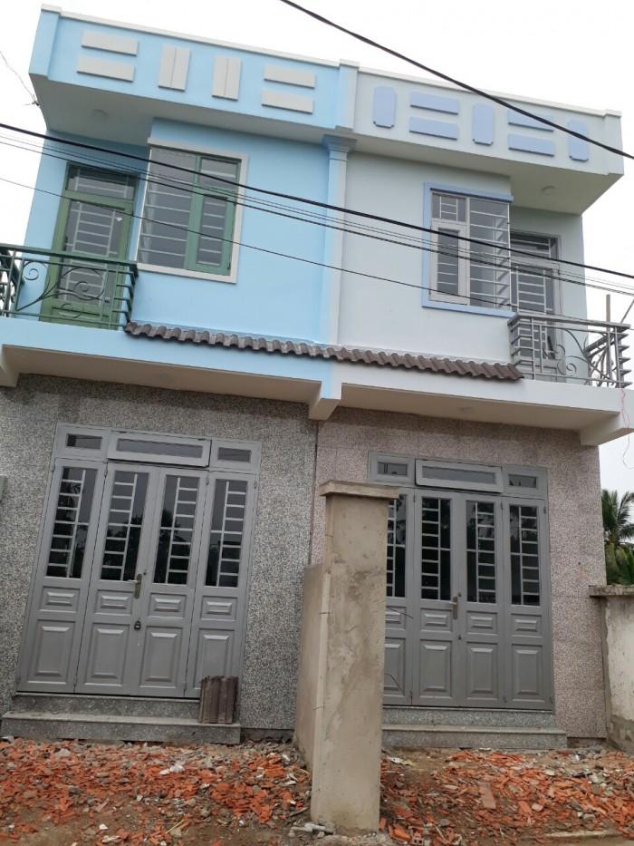 Bán nhà Phường Thạnh xuân Q12, DT 3.6x10m, cách chợ 400m, giá 880tr