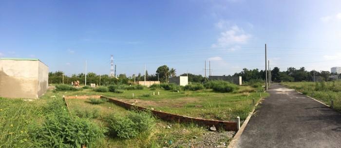 Bán nhanh gọn lô đất gần lý tế xuyên đường 22,XDTD,khu dân cư đông đúc