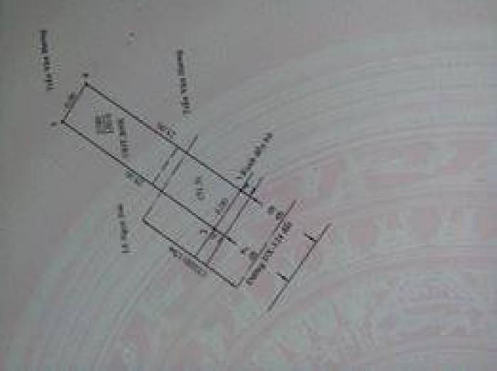 Bán Đất Mặt Tiền Đường Nhựa Dx124 Đất Đối Diện Uỷ Ban Nhân Dân Phường Tân An, Tp Thủ Dầu Một , Bình Dương