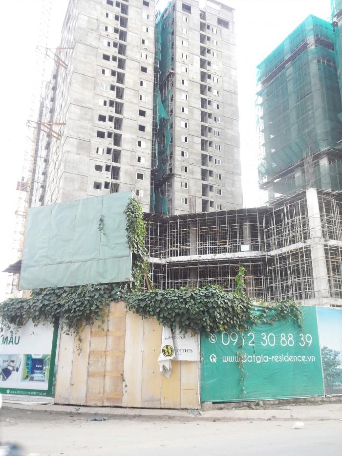 Căn hộ Đạt Gia gần đại lộ Phạm Văn Đồng DT 56m2, 2PN, 2WC, 1tỷ có VAT, nhận nhà T10/2017