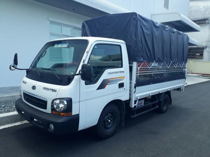 Bán xe kia tải, xe tải kia Trường Hải, xe tải kia 1,25 tấn / 1 ,9 tấn / 2,4 tấn
