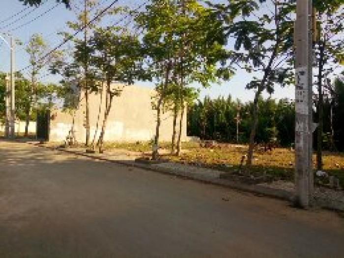 Bán đất XD nhà ở, DT 51m2, thổ cư 100%, SH riêng đường Võ Văn Hát, Long Trường. Giá: 17,6 triệu/m2