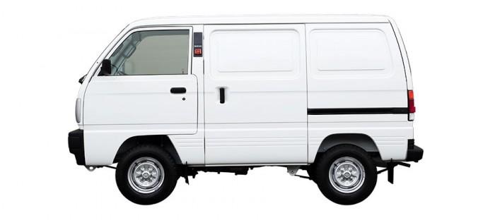 Bán xe tải Suzuki Suzuki Blind Van 2017
